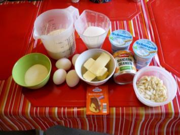 Rezept: Mandarinen Schmand Kuchen