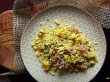Schinken-Eier-Reispfanne - Rezept - Bild Nr. 2
