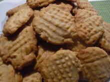 Erdnuss-Butter-Cookies - Rezept - Bild Nr. 4940