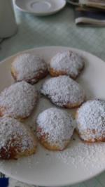 Rezept: Quarkbällchen (glutenfrei)