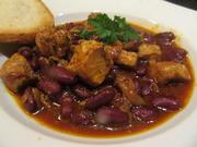 Suppen: Bavarian Baked Beans - Rezept - Bild Nr. 4940