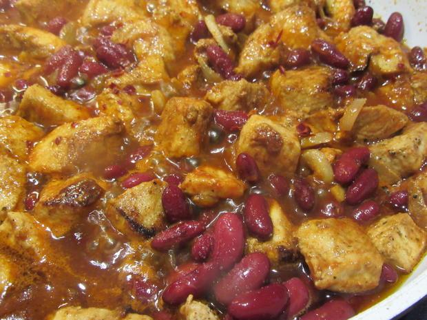 Suppen: Bavarian Baked Beans - Rezept - Bild Nr. 4941