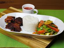 Asiatisches Gemüse - Rezept - Bild Nr. 4940