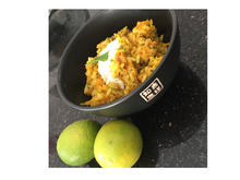 Gebratener Reis mit Minze und Joghurt - Rezept - Bild Nr. 2