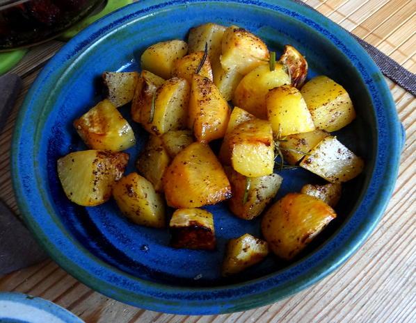 Gelbe Rübchen,Rote Beete,Kartoffeln - Rezept - Bild Nr. 4944
