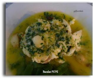 Bacalao Pil Pil - Rezept - Bild Nr. 4942