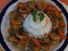 Indonesisches Reisfleisch II - Rezept - Bild Nr. 4956