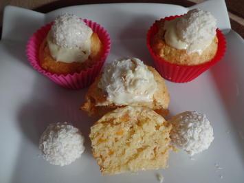 Rezept: Kokos-Mango-Muffins