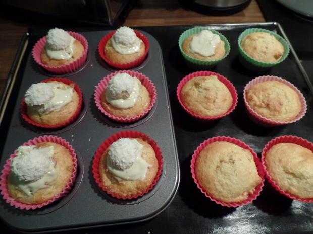 Kokos-Mango-Muffins - Rezept - Bild Nr. 4954