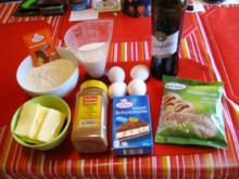Rotwein Haselnuss Kuchen - Rezept - Bild Nr. 2