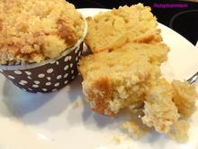 Muffin:   APFEL mit STREUSEL - Rezept - Bild Nr. 4972