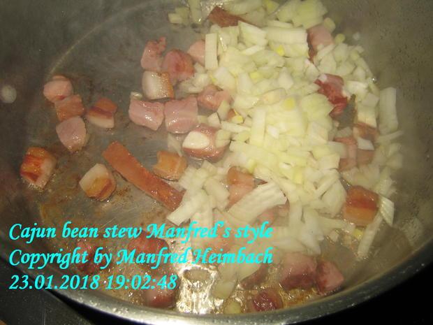 Eintopf – Cajun bean stew Manfred's style - Rezept - Bild Nr. 4971