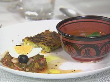 Dreierlei arabische Köstlichkeiten - Rezept - Bild Nr. 5004