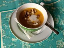 Möhrensuppe mit Ingwer und Kokosmilch - Rezept - Bild Nr. 4992