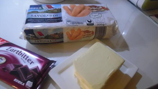 Ombre-Cheese-Cake mit Blaubeeren ohne Backen - Rezept - Bild Nr. 5019