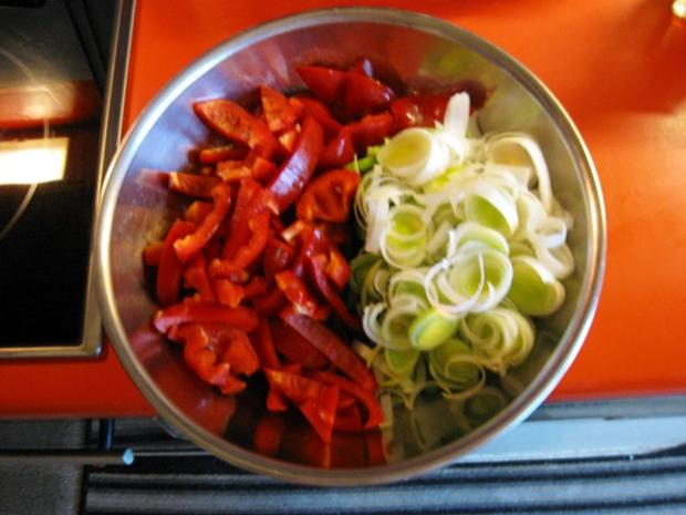 Mittagessen aus dem Wok - Rezept - Bild Nr. 4