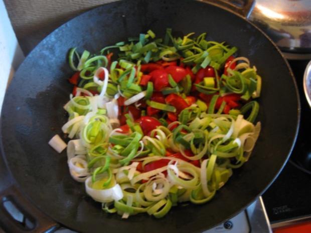 Mittagessen aus dem Wok - Rezept - Bild Nr. 5006