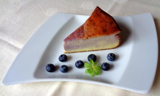 Kleiner Heidelbeer - Käse - Kuchen ... - Rezept - Bild Nr. 5006