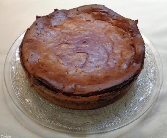 Kleiner Heidelbeer - Käse - Kuchen ... - Rezept - Bild Nr. 5015