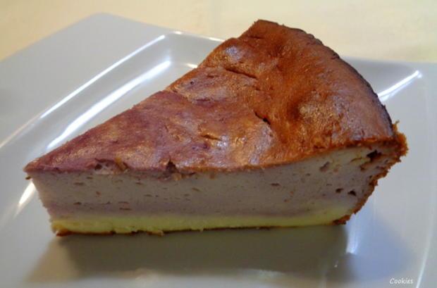 Kleiner Heidelbeer - Käse - Kuchen ... - Rezept - Bild Nr. 5016