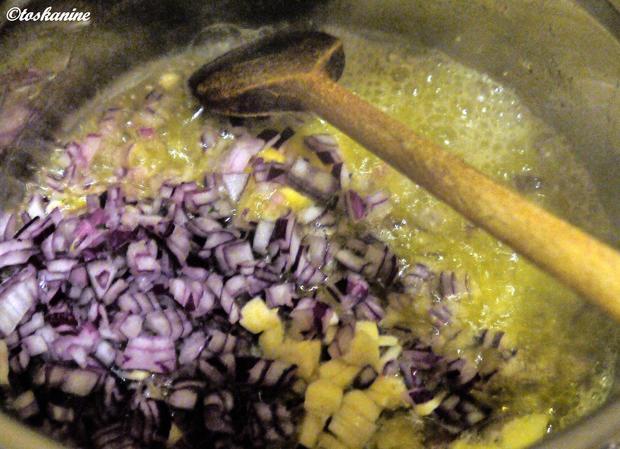 Kartoffelcremesüppchen mit krossen Speckwürfelchen - Rezept - Bild Nr. 4