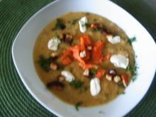 Gemüse Kartoffel Suppe - Rezept - Bild Nr. 5009