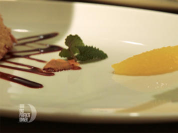 """""""Gehobene Schichten"""" - Napoleon Taler, Schokolade und Orangen - Rezept - Bild Nr. 2"""