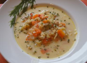 Wirsing-Gemüse-Eintopf mit Hähnchenbrustfilet - Rezept - Bild Nr. 5017