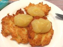 Kartoffel:   REIBEPFANNKUCHEN / KARTOFFELPUFFER - Rezept - Bild Nr. 5016