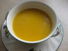 Kürbissuppe mit Kokosmilch - Rezept - Bild Nr. 5026