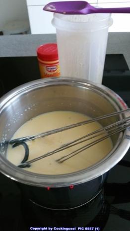 Minikiwi`s mit etwas Spritzigem und Cremigem und Wackelpudding - Rezept - Bild Nr. 5026