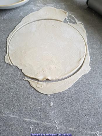 Pizza Studiooso (Pizza backen nach/mit Bilderrezept) - Rezept - Bild Nr. 5104