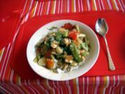 Mittagessen aus dem Wok Nr. 2 - Rezept - Bild Nr. 2