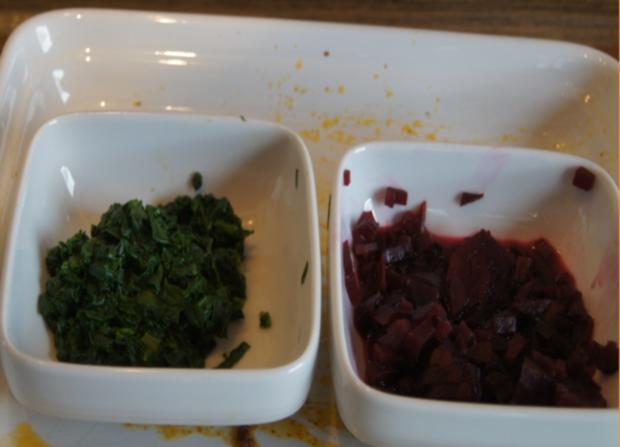 Ampel-Kartoffelstampf mit pikanter Hackfleischsauce - Rezept - Bild Nr. 4