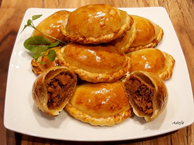 Fingerfood ... Pasteten mit Pulled Pork - Rezept - Bild Nr. 2