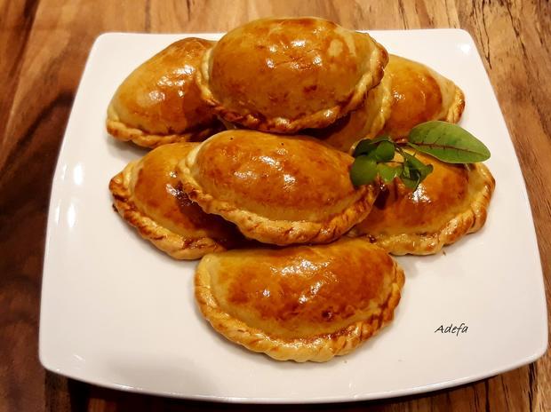 Fingerfood ... Pasteten mit Pulled Pork - Rezept - Bild Nr. 3