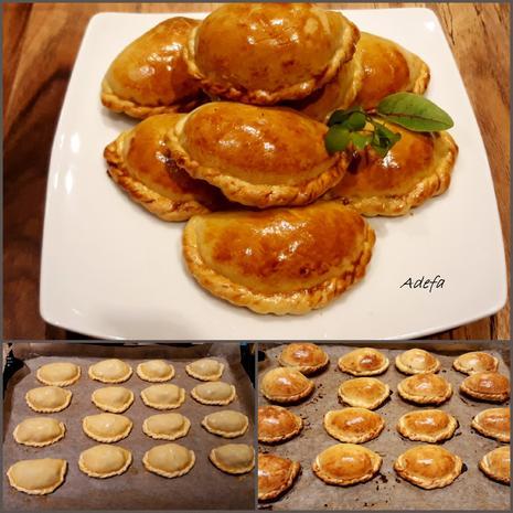 Fingerfood ... Pasteten mit Pulled Pork - Rezept - Bild Nr. 7