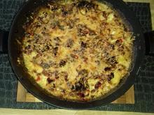 Kartoffelgratin mit Schinken und Porree - Rezept - Bild Nr. 2