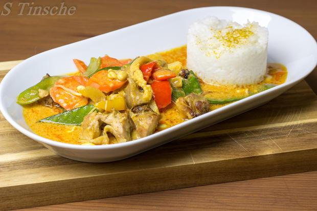 Thai Hähnchen Curry Rezept Mit Bild Kochbarde