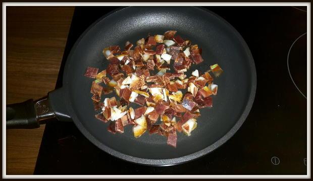 Strudel mit Speck-Gemüse-Schafskäsfüllung - Rezept - Bild Nr. 5168