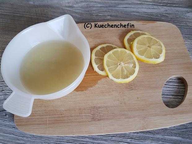 Zitronen Quarkspeise - Rezept - Bild Nr. 5167