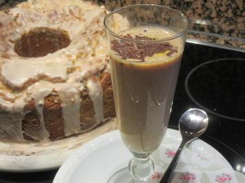 Rezept: Getränke: Süße Karottenmilch