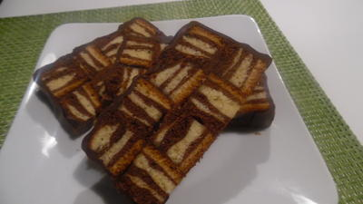 """Streifen-Kuchen"" - Rezept - Bild Nr. 5163"