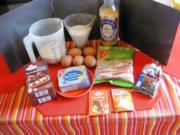 Schoko Nuss Kuchen mit Eierlikör - Rezept - Bild Nr. 5164