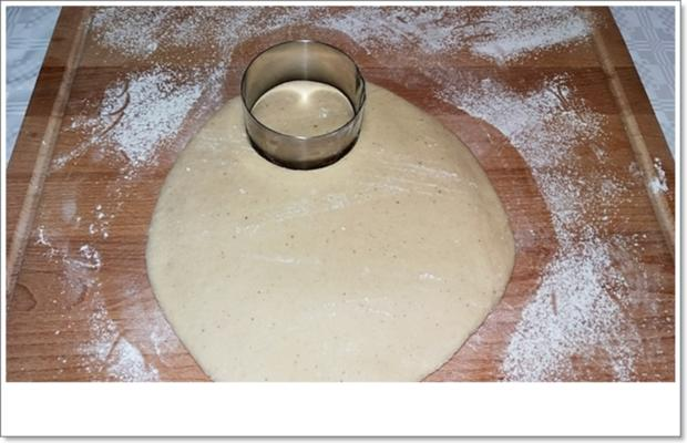 Gold gebackene  Faschingskreppel - Rezept - Bild Nr. 5178