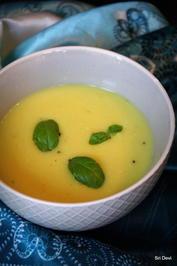 Suppe: Gesunde Kokos-Kurkuma-Brühe - Rezept - Bild Nr. 2