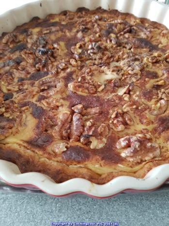 "Oma Löffel`s Kuchen = "" Nuss Tartè "" so ganz à la Biggi - Rezept - Bild Nr. 5180"