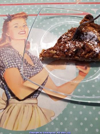 "Oma Löffel`s Kuchen = "" Nuss Tartè "" so ganz à la Biggi - Rezept - Bild Nr. 5187"