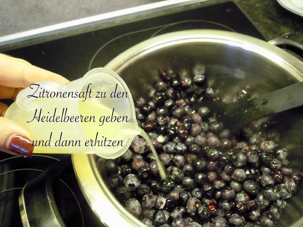 Blueberry special - Rezept - Bild Nr. 2