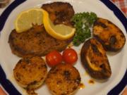 Paprika Steak mit Beilagen - Rezept - Bild Nr. 5175
